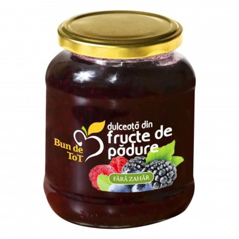 Bun de Tot Fructe de Padure dulceata (360 grame), Dacia Plant