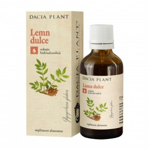 Lemn Dulce tinctura (50 ml), Dacia Plant