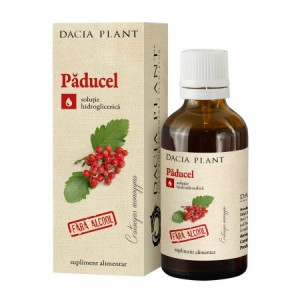 Paducel tinctura fara alcool (50 ml), Dacia Plant