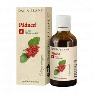 Paducel tinctura (50 ml), Dacia Plant