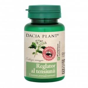 Reglator al Tensiunii (60 comprimate), Dacia Plant