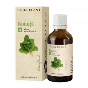 Roinita tinctura (50 ml), Dacia Plant