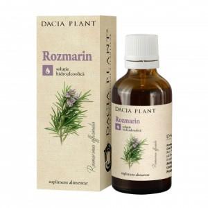 Rozmarin tinctura (50 ml), Dacia Plant
