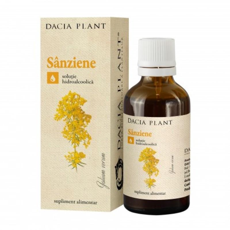 Sanziene tinctura (50 ml), Dacia Plant