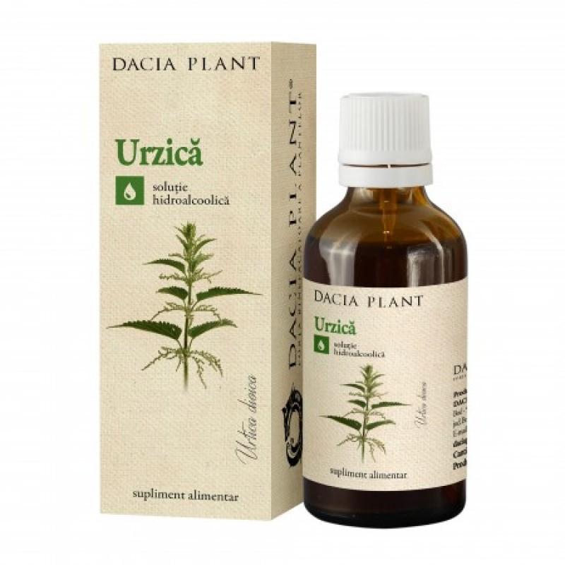 Urzica tinctura (50 ml), Dacia Plant