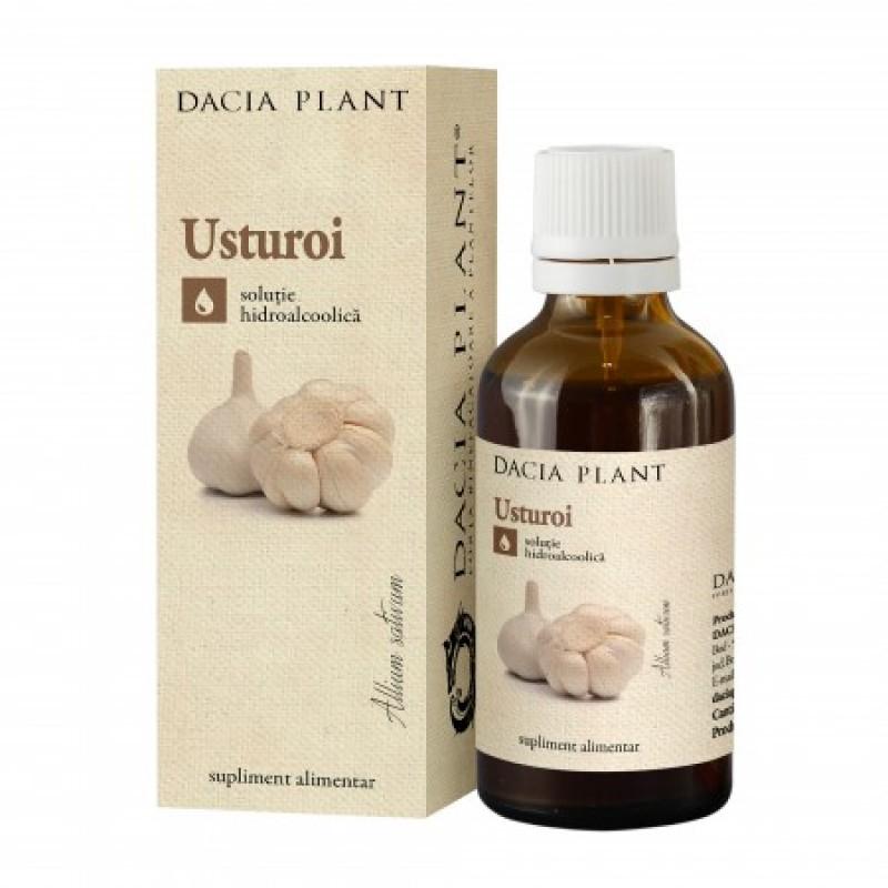 Usturoi tinctura (50 ml), Dacia Plant