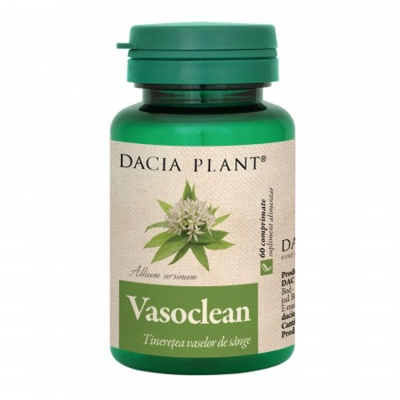 Vasoclean (60 capsule), Dacia Plant