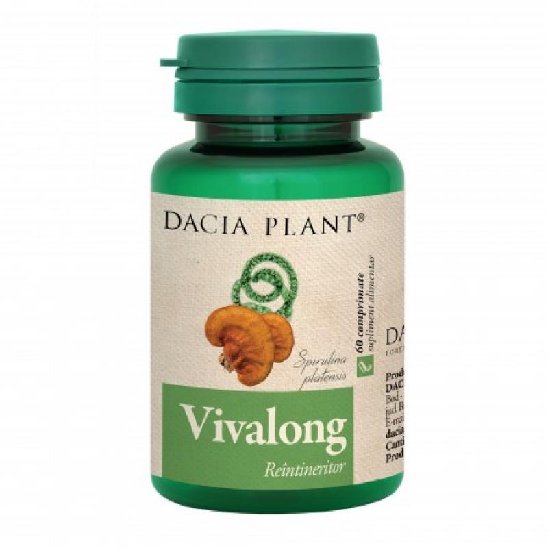 Vivalong (60 comprimate), Dacia Plant
