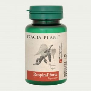 Respiral forte (60comprimate), Dacia Plant