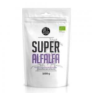 Alfaalfa - pulbere bio (100g), Diet Food