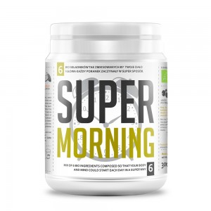Bio Super Morning Mix pulbere bio (300g), Diet Food