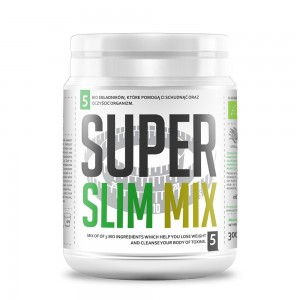 Bio Super Slim Mix (300g), Diet Food