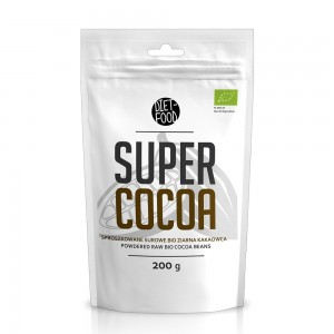 Cacao raw - pudra bio (200g), Diet Food