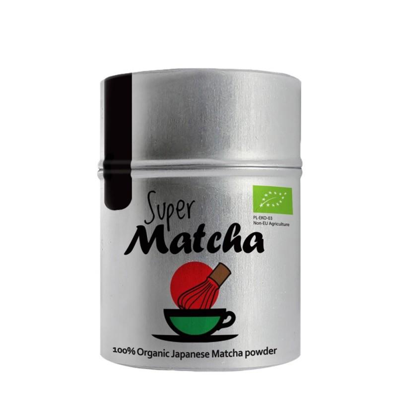 Bio ceai Matcha (40g), Diet Food