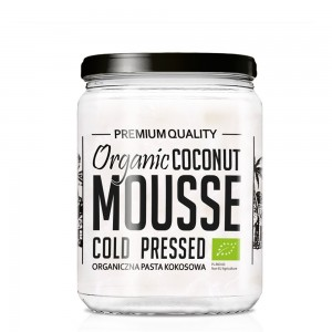 Cocos mousse bio (500ml), Diet Food