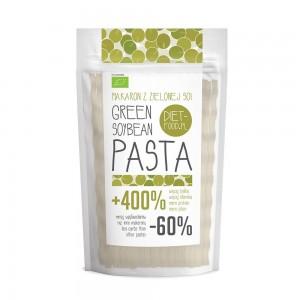 Fettuccine bio din soia verde (200g), Diet Food