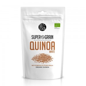 Quinoa alba bio (400g), Diet Food