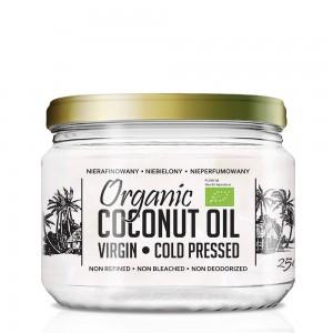 Ulei de cocos virgin bio (250ml), Diet Food