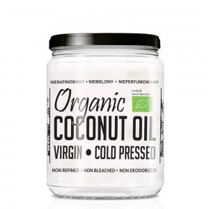 Ulei de cocos virgin bio (500ml), Diet Food