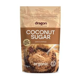 Zahar din palmier de cocos bio (250g), Dragon Superfoods
