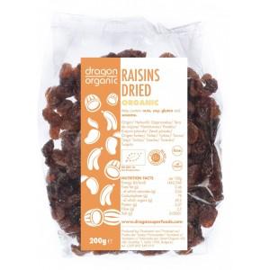 Stafide bio (200g), Dragon Superfoods