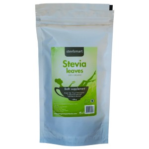 Frunze de stevia bio (50g), Dragon Superfoods