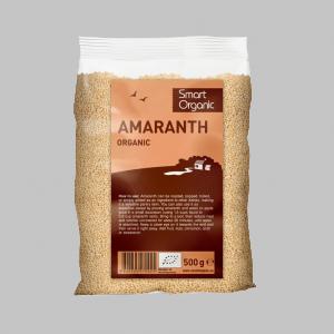 Amaranth bio (500g), Smart Organic