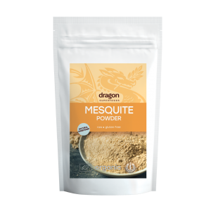 Mesquite pulbere bio (200g), Dragon Superfoods