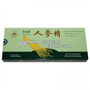 Panax Ginseng extract (10 fiole), Sanye Intercom