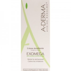 Crema emolienta A-Derma Exomega D.E.F.I. (200ml), Ducray