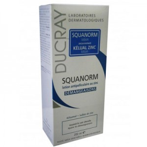 Lotiune Squanorm anti-matreata (200ml), Ducray