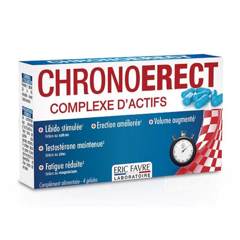 ChronoErect ( 4 capsule), Eric Favre