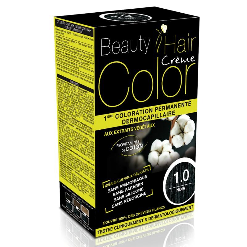 Beauty Hair - Vopsea de par 1 Negru, Eric Favre
