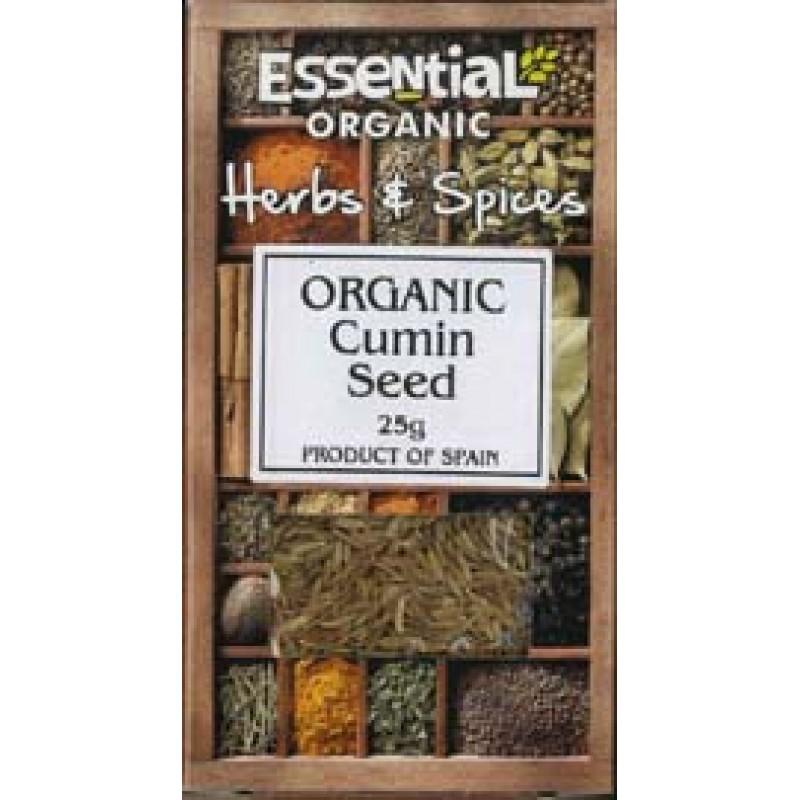Chimion seminte intregi bio (25g), Essential