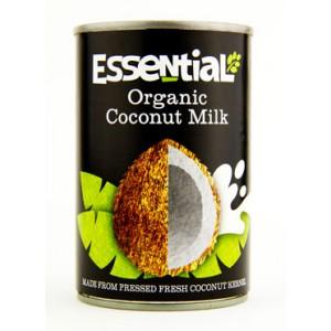 Lapte de cocos bio (400ml)