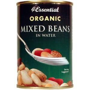 Mix 4 boabe la conserva bio (400g), Essential