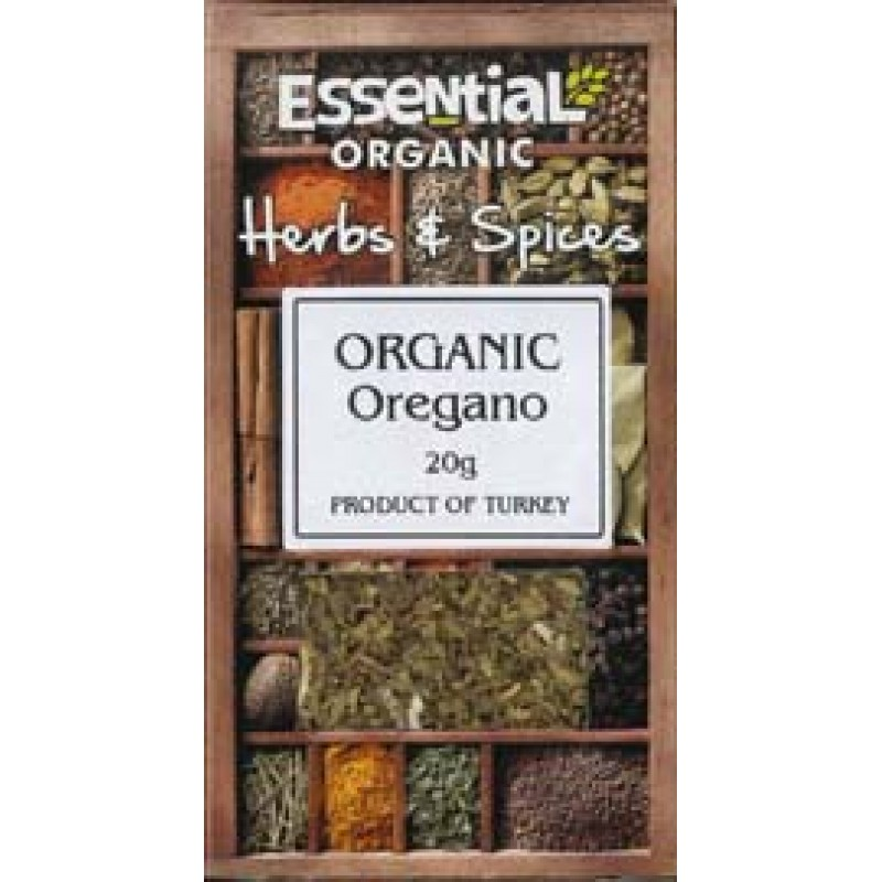 Oregano bio (20g), Essential