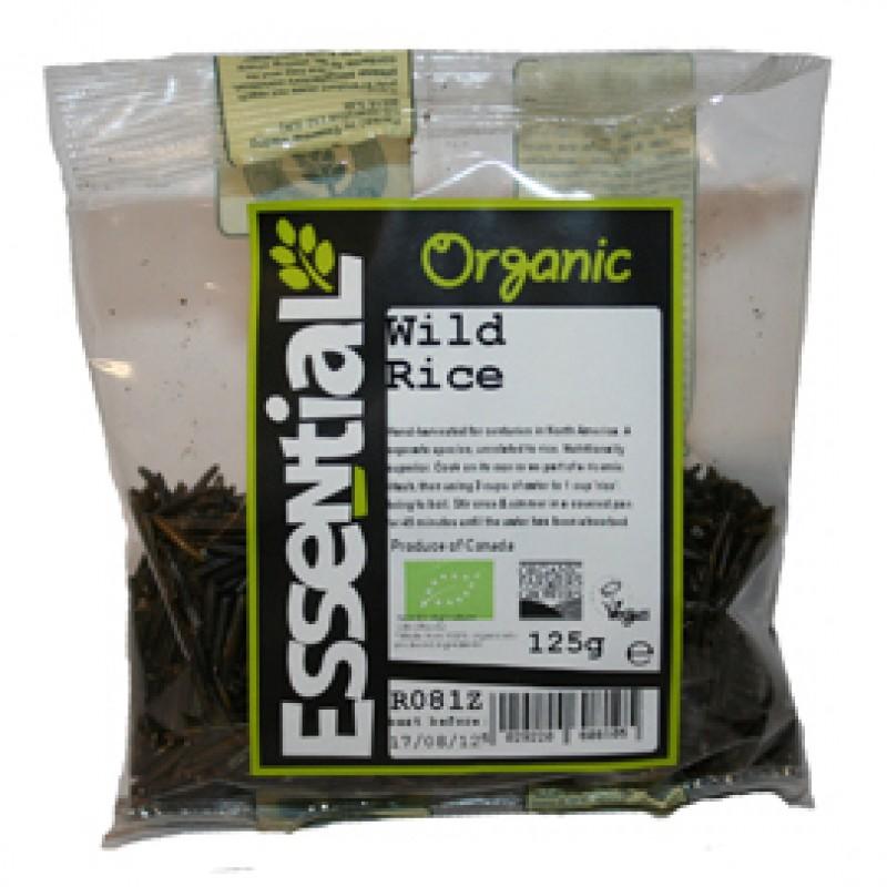 Orez salbatic bio (125g), Essential