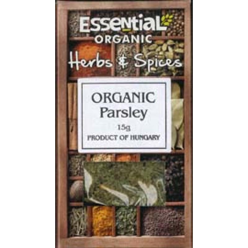 Patrunjel frunze bio (15g), Essential