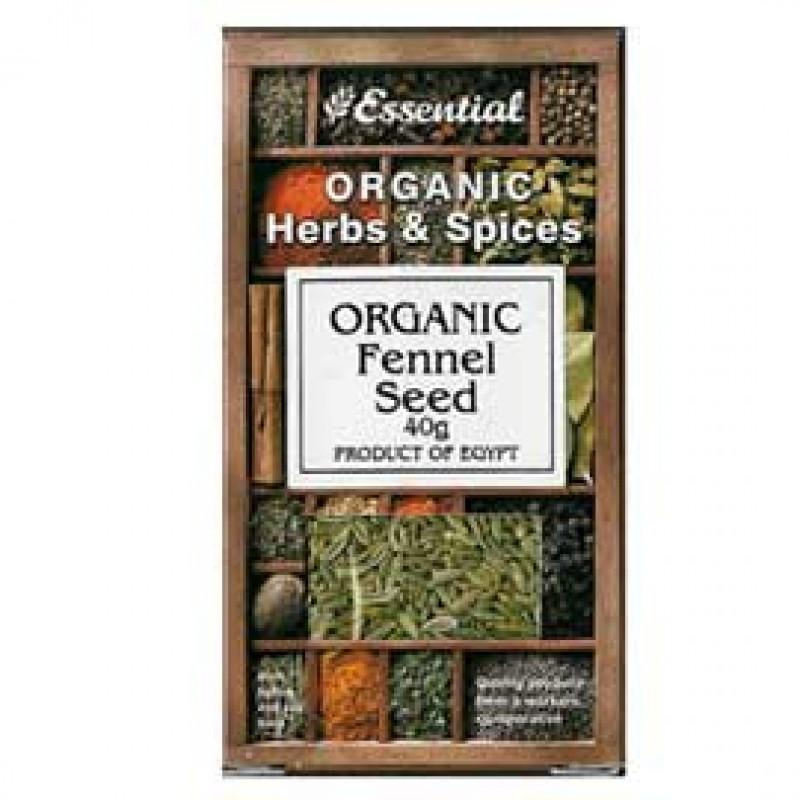Seminte de fenicul bio (40g), Essential