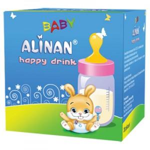 Alinan Happy Drink (20 plicuri), Fiterman