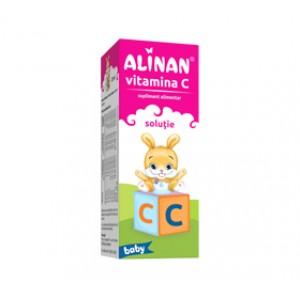 Alinan Vitamina C, solutie (20ml), Fiterman