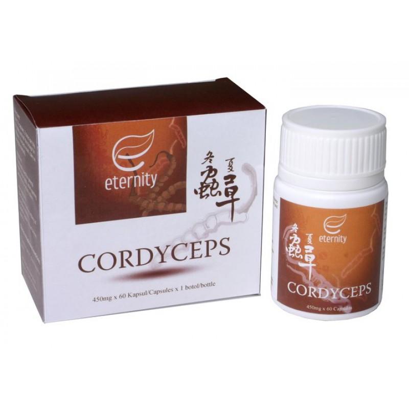 Eternity Cordyceps (60 capsule), Gano Excel