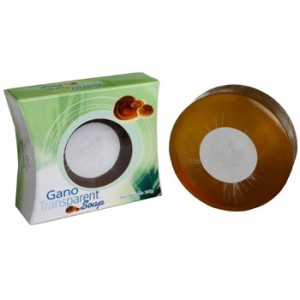 Gano transparent soap, Gano Excel