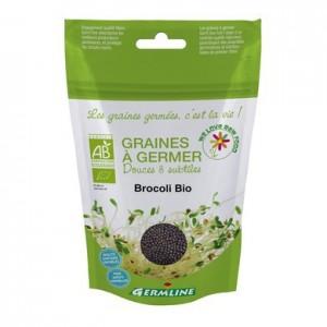 Broccoli seminte pentru germinat bio (150g), Germline