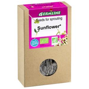 Floarea soarelui seminte pentru germinat bio (100g), Germline