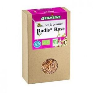 Ridiche rosie pentru germinat bio (150 g), Germline