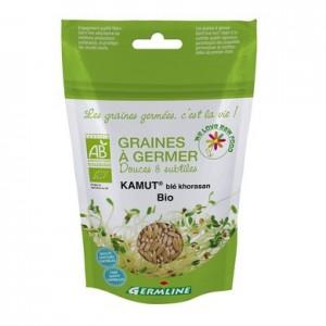 Kamut pentru germinat bio (200 g), Germline