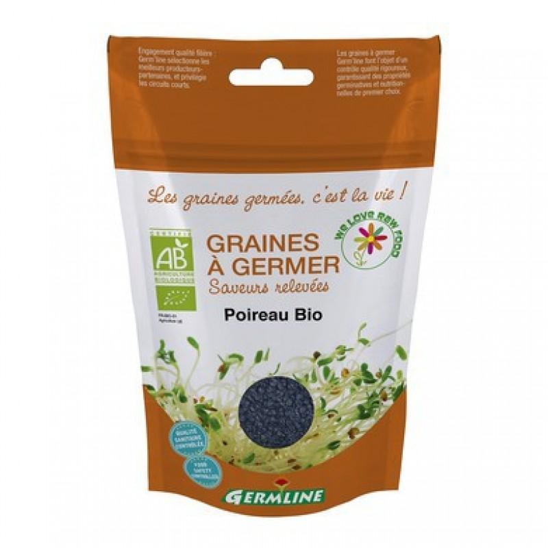 Praz seminte pentru germinat bio (50g), Germline