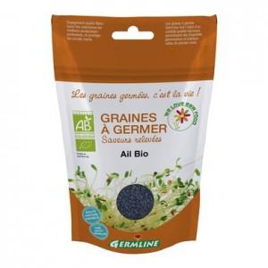 Usturoi seminte pentru germinat bio (50g), Germline